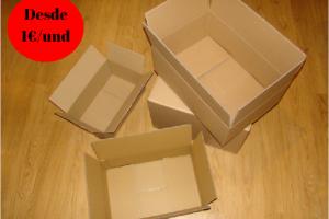 promocion cajas de carton