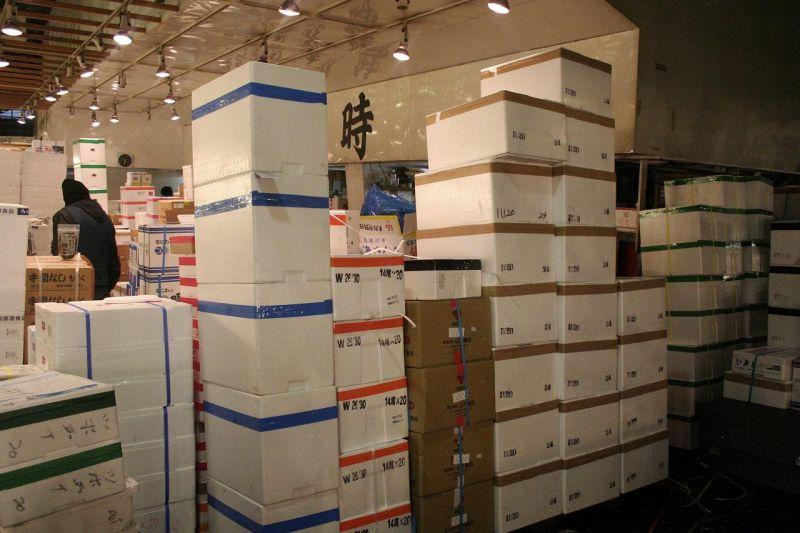cajas de poliestireno